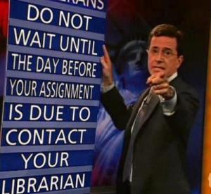 A Message From Stephen Colbert